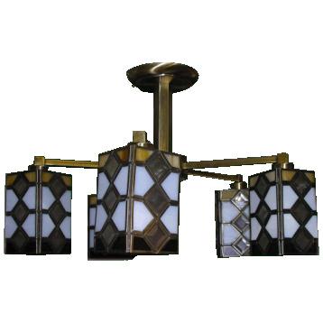 5 Lamp Pendant- 693 5AN