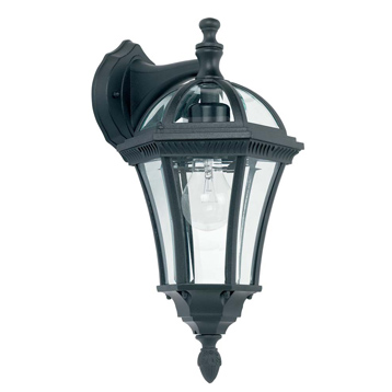 Matt Black Hanging Wall Lantern YG-3501