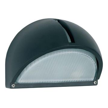 Energy Saver Bulkhead Half Round Black- YG 5006